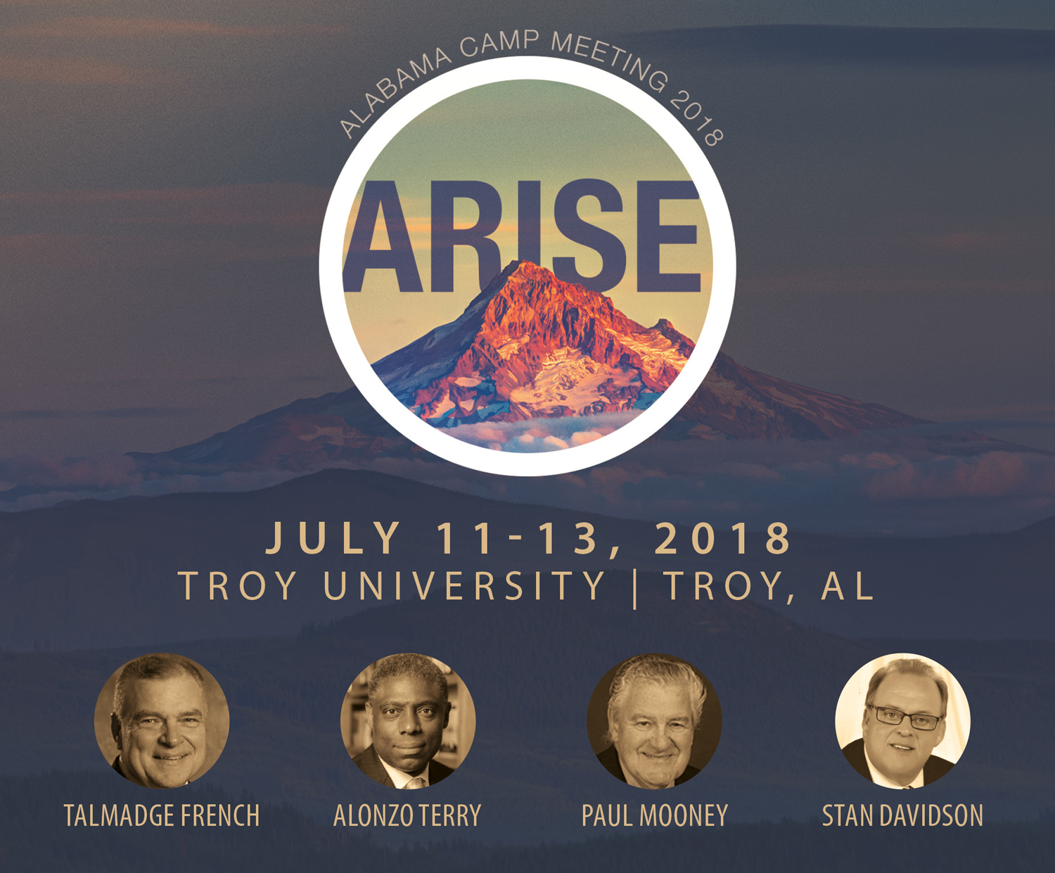 Alabama UPCI Camp Meeting 2018